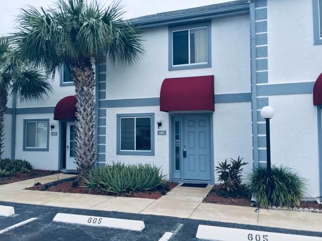 605 Seaport Boulevard #242, Cape Canaveral, FL 32920 (MLS #859791) :: Premium Properties Real Estate Services