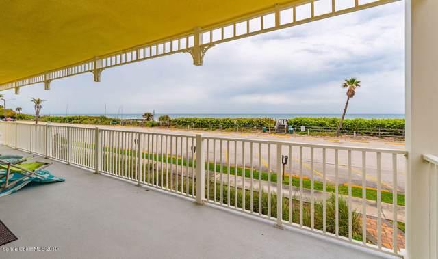 1 Eighth Avenue #1205, Indialantic, FL 32903 (MLS #860834) :: Blue Marlin Real Estate