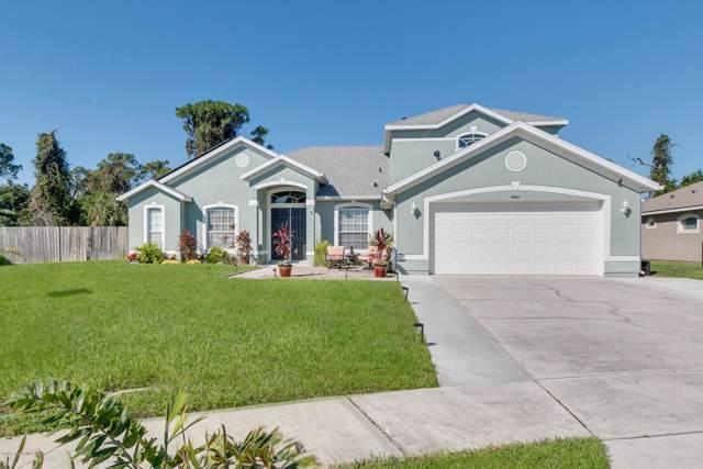 440 Stonehenge Circle, Rockledge, FL 32955 (MLS #861045) :: Premium Properties Real Estate Services