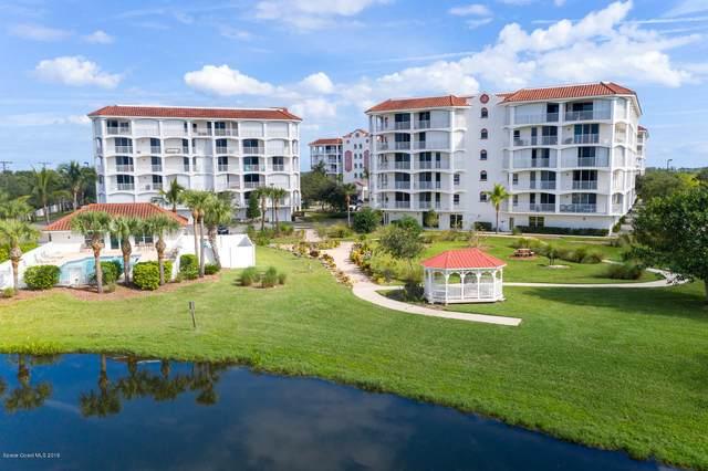 821 Del Rio Way #201, Merritt Island, FL 32953 (MLS #861681) :: Blue Marlin Real Estate