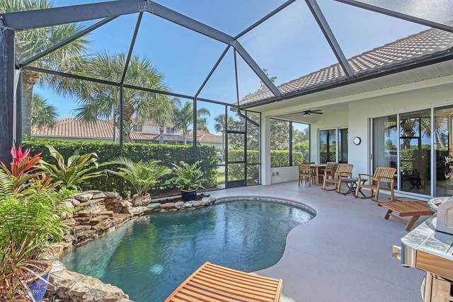 855 Aquarina Boulevard, Melbourne Beach, FL 32951 (MLS #864959) :: Blue Marlin Real Estate