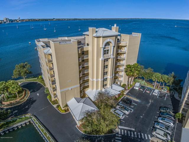 500 Sail Lane #201, Merritt Island, FL 32953 (MLS #865330) :: Premium Properties Real Estate Services