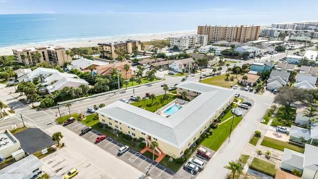 7801 Ridgewood Avenue #20, Cape Canaveral, FL 32920 (MLS #866385) :: Blue Marlin Real Estate