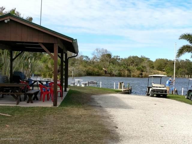 3087 NE Indian River Drive NE, Palm Bay, FL 32905 (MLS #867080) :: Engel & Voelkers Melbourne Central