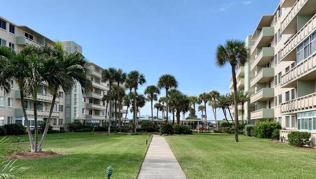 2020 N Atlantic Avenue N 302N, Cocoa Beach, FL 32931 (MLS #867592) :: Blue Marlin Real Estate