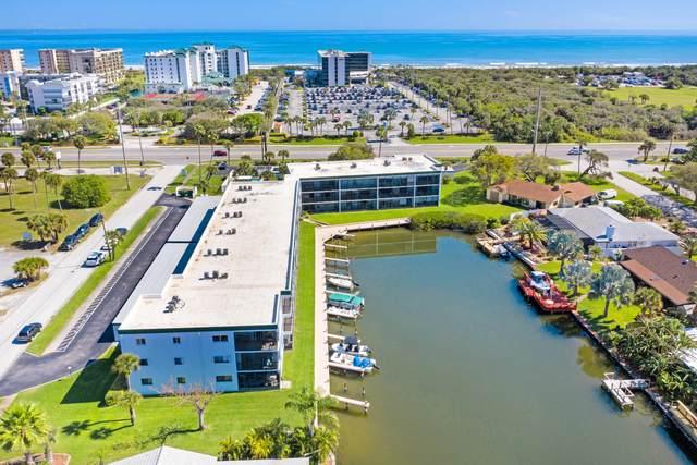 1595 N Atlantic Avenue #209, Cocoa Beach, FL 32931 (MLS #867704) :: Premium Properties Real Estate Services