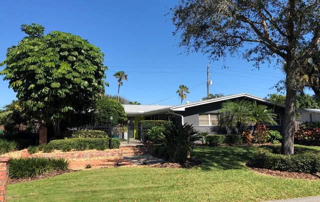 430 Watson Drive, Indialantic, FL 32903 (MLS #868707) :: Premium Properties Real Estate Services