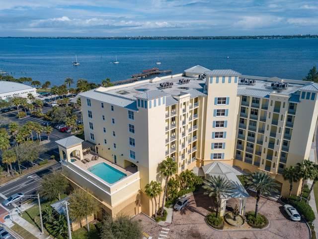 1437 Pineapple Avenue #401, Melbourne, FL 32935 (MLS #869620) :: Premium Properties Real Estate Services