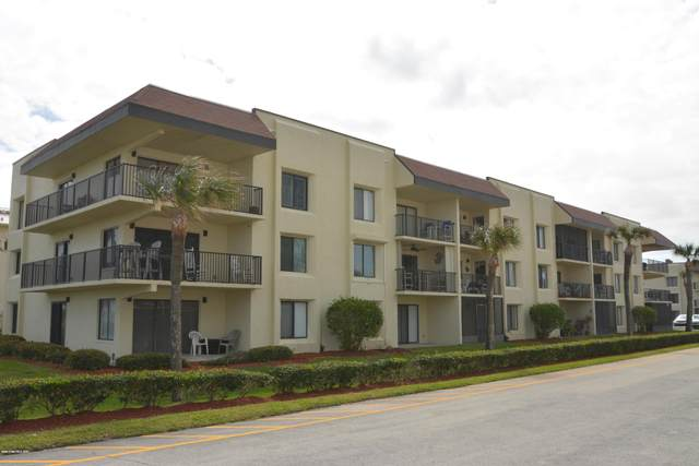 539 Taylor Avenue #539, Cape Canaveral, FL 32920 (MLS #870389) :: Blue Marlin Real Estate