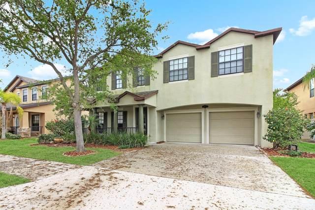 2843 Glenridge Circle, Merritt Island, FL 32953 (MLS #870973) :: Blue Marlin Real Estate