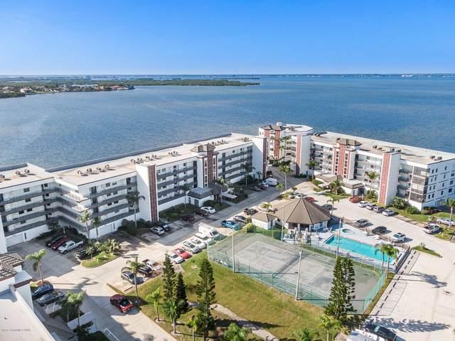 3609 S Banana River Boulevard C206, Cocoa Beach, FL 32931 (MLS #874289) :: Blue Marlin Real Estate