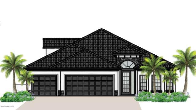 1342 Tralee Bay Avenue, Melbourne, FL 32940 (MLS #874909) :: Blue Marlin Real Estate