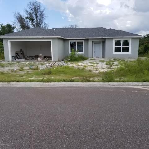 3980 Tangle Drive, Titusville, FL 32796 (MLS #876190) :: Blue Marlin Real Estate