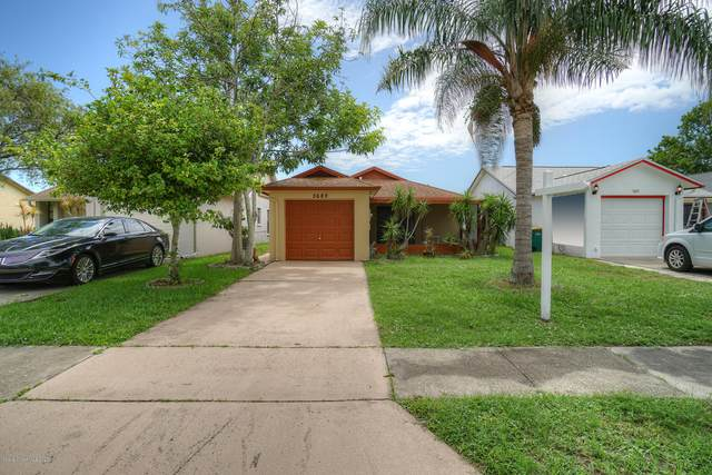 3689 Hardwood Court, Melbourne, FL 32935 (MLS #876317) :: Engel & Voelkers Melbourne Central