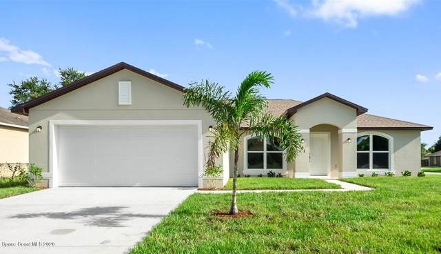 1801 Brookside Street NE, Palm Bay, FL 32907 (MLS #877232) :: Blue Marlin Real Estate