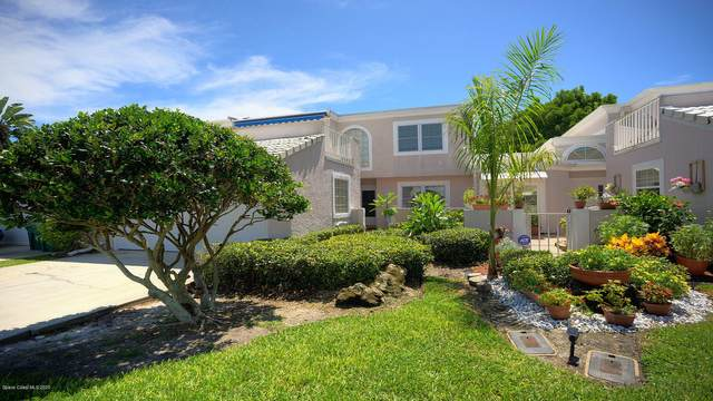 403 La Costa Street, Melbourne Beach, FL 32951 (MLS #877268) :: Blue Marlin Real Estate