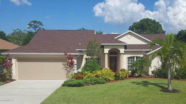 8023 Kingswood Way, Melbourne, FL 32940 (MLS #877393) :: Blue Marlin Real Estate