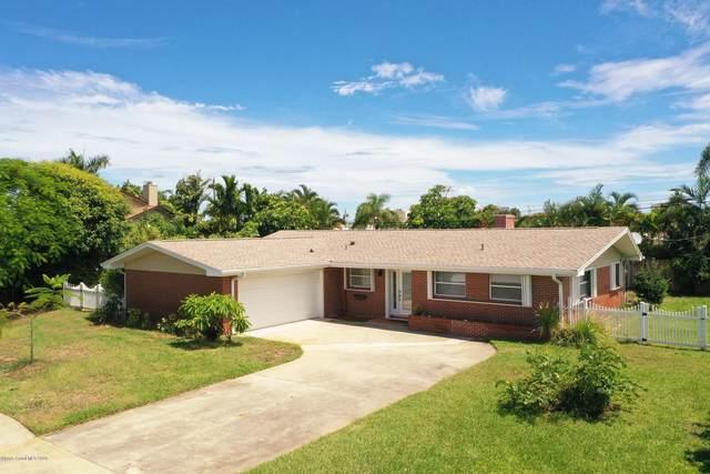 635 Poinsetta Drive, Satellite Beach, FL 32937 (MLS #878130) :: Premium Properties Real Estate Services