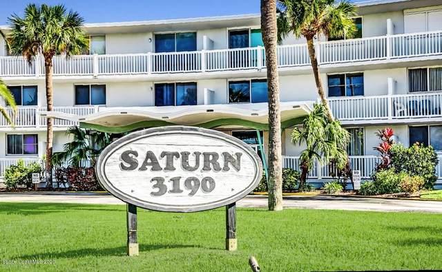 3190 N Atlantic Avenue #320, Cocoa Beach, FL 32931 (MLS #879238) :: Blue Marlin Real Estate