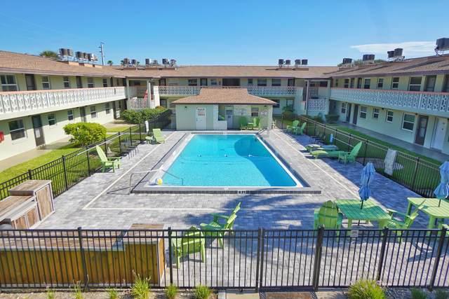 5600 N Banana River Boulevard #42, Cocoa Beach, FL 32931 (MLS #881846) :: Premium Properties Real Estate Services