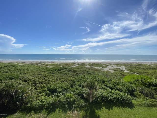 750 N Atlantic Avenue #503, Cocoa Beach, FL 32931 (MLS #882819) :: Engel & Voelkers Melbourne Central