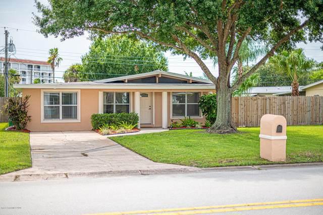 806 Hampton Way, Merritt Island, FL 32953 (MLS #883399) :: Blue Marlin Real Estate