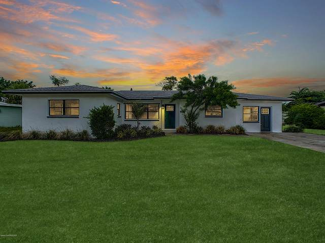 681 Dianne Drive, Melbourne, FL 32935 (MLS #884134) :: Premium Properties Real Estate Services