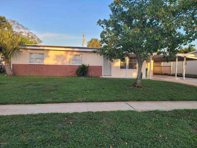 1165 Firthview Drive, Melbourne, FL 32935 (MLS #884150) :: Coldwell Banker Realty