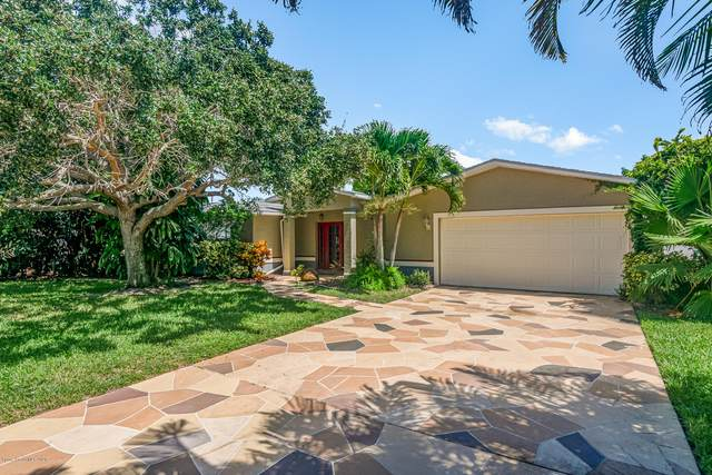 115 La Riviere Road, Cocoa Beach, FL 32931 (MLS #884775) :: Coldwell Banker Realty