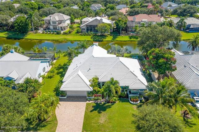 840 Peregrine Drive, Indialantic, FL 32903 (MLS #885089) :: Blue Marlin Real Estate