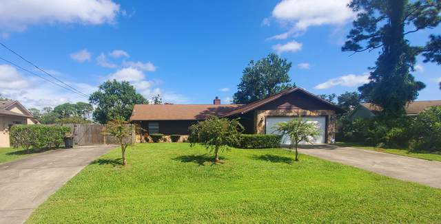 6925 Bentley Road, Cocoa, FL 32927 (MLS #885691) :: Blue Marlin Real Estate