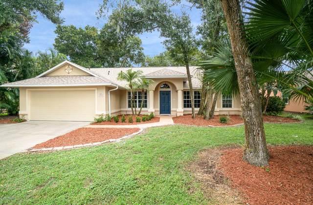4345 Wood Haven Drive, Melbourne, FL 32935 (MLS #886480) :: Premium Properties Real Estate Services
