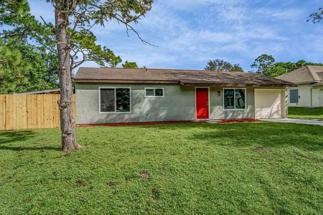 1239 SE Wade Street SE, Palm Bay, FL 32909 (MLS #886749) :: Blue Marlin Real Estate
