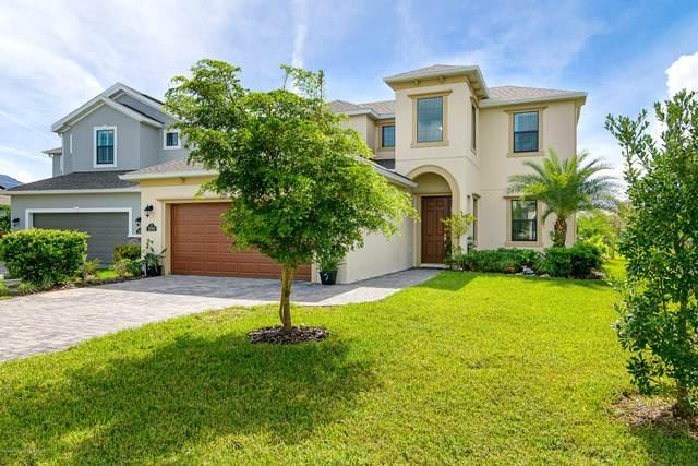2890 Casterton Drive, Melbourne, FL 32940 (MLS #887619) :: Coldwell Banker Realty