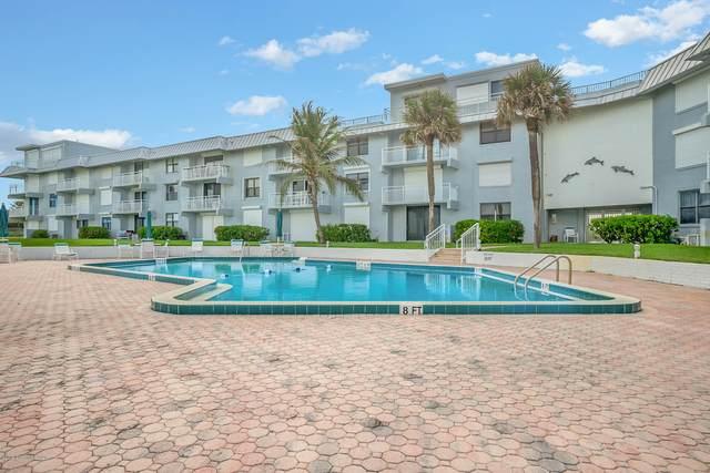 2101 S Atlantic Avenue #303, Cocoa Beach, FL 32931 (MLS #887876) :: Premium Properties Real Estate Services