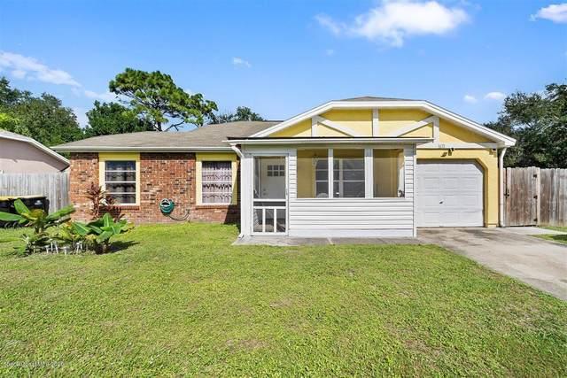 1671 NE Arcot Circle NE, Palm Bay, FL 32905 (MLS #887880) :: Coldwell Banker Realty