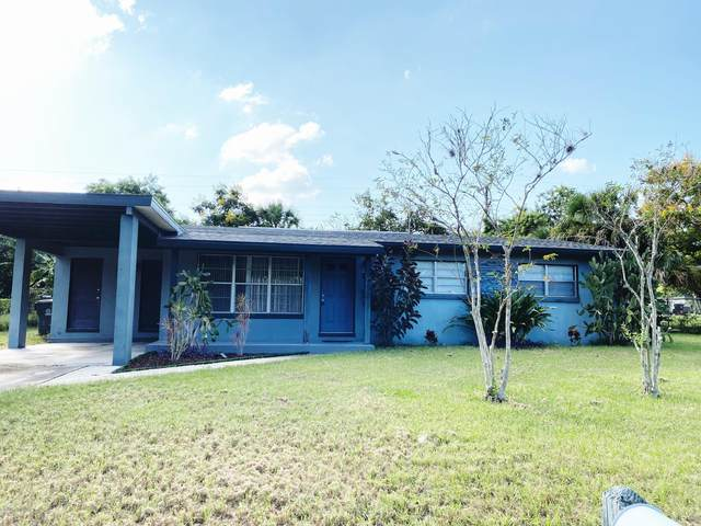 1700 Barna Avenue, Titusville, FL 32780 (MLS #887909) :: Coldwell Banker Realty