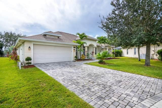 1111 Tamango Drive, West Melbourne, FL 32904 (MLS #888128) :: Blue Marlin Real Estate