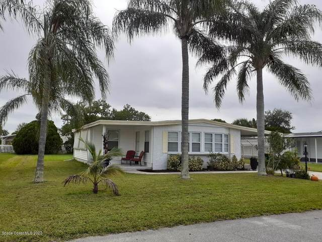 923 Sequoia Street, Barefoot Bay, FL 32976 (MLS #888295) :: Coldwell Banker Realty