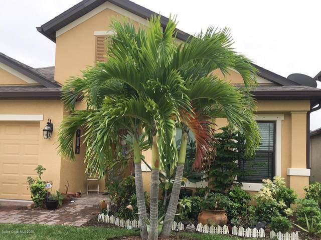 4270 Harvest Circle, Rockledge, FL 32955 (MLS #888601) :: Coldwell Banker Realty