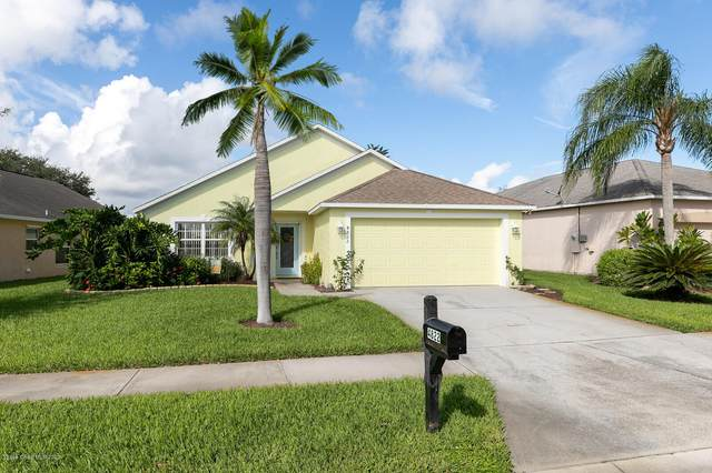 4822 Outlook Drive, Melbourne, FL 32940 (MLS #888797) :: Coldwell Banker Realty