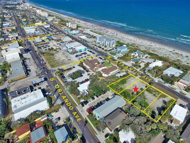 154 S Atlantic Avenue, Cocoa Beach, FL 32931 (MLS #889219) :: Dalton Wade Real Estate Group