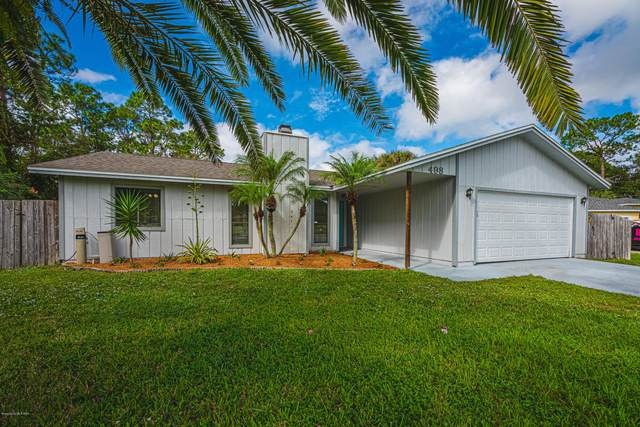 498 Calamondin Avenue NW, Palm Bay, FL 32907 (MLS #889498) :: Coldwell Banker Realty