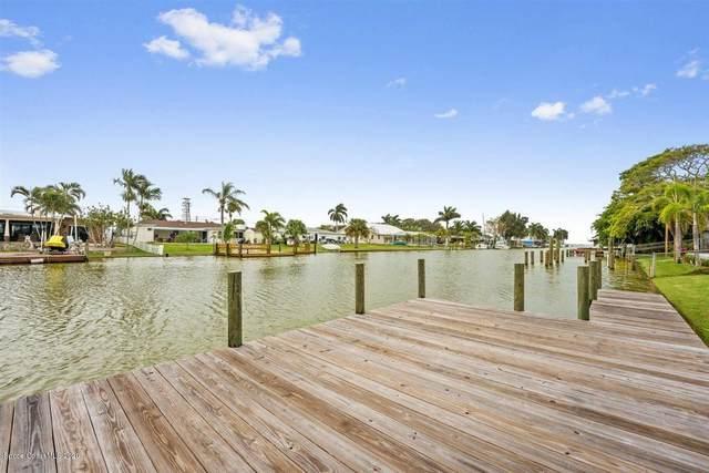 347 Carmine Drive, Cocoa Beach, FL 32931 (MLS #889840) :: Premium Properties Real Estate Services