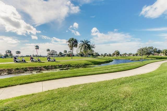 2727 N Wickham Road 10-204, Melbourne, FL 32935 (MLS #890109) :: Blue Marlin Real Estate