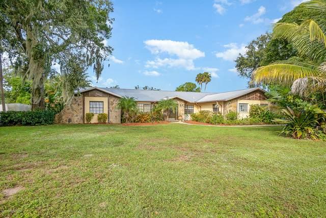 1000 Meadow Lark Lane, Merritt Island, FL 32953 (MLS #890580) :: Blue Marlin Real Estate