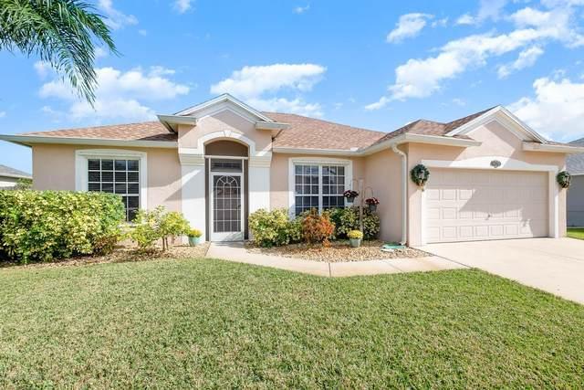 4020 Caparosa Circle, Melbourne, FL 32940 (MLS #890738) :: Premium Properties Real Estate Services