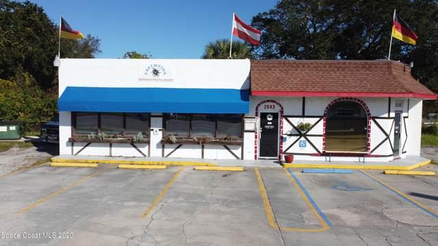 2543 S Harbor City Boulevard, Melbourne, FL 32901 (MLS #891521) :: Premium Properties Real Estate Services