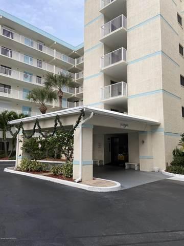 1050 N Atlantic Avenue #108, Cocoa Beach, FL 32931 (MLS #891768) :: Premium Properties Real Estate Services