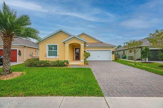 7931 Strom Park Drive, Melbourne, FL 32940 (MLS #892144) :: Blue Marlin Real Estate